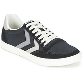 Hummel  TEN STAR DUO CANVAS LOW  women's Shoes (Trainers) in Black