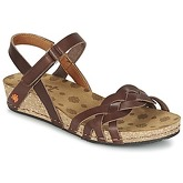 Art  POMPEI  women's Sandals in Brown