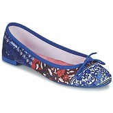 Desigual  MISSIA DENIM PATCH  women's Shoes (Pumps / Ballerinas) in Blue