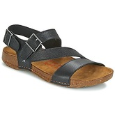 Art  I BREATHE 999  women's Sandals in Black