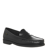 G.H Bass & Co Easy Weejun Penny Loafers BLACK
