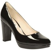 Clarks  Kendra Sienna Womens Formal Shoes  women's Court Shoes in Black