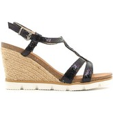 Le Chicche  BF7244/5 Wedge sandals Women Black  women's Sandals in Black