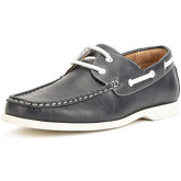 Reservoir Shoes  Boat shoes with round toe MATOK Navy blue Man Perm  men's Boat Shoes in Blue