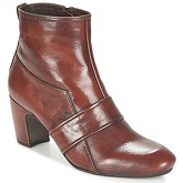 Chie Mihara  SALAW  women's Low Ankle Boots in Brown