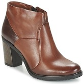 Dream in Green  FOLARIFO  women's Low Ankle Boots in Brown