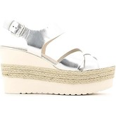Carmens Padova  A37217 Wedge sandals Women Silver  women's Sandals in Silver