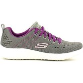 Skechers  12434 Sport shoes Women Grey  women's Shoes (Trainers) in Grey