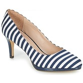 André  CRYSTAL  women's Court Shoes in Blue