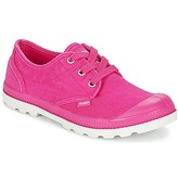 Palladium  US OXFORD  women's Shoes (Trainers) in Pink