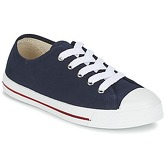 Yurban  EOLIBO  women's Shoes (Trainers) in Blue
