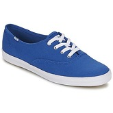 Keds  CHAMPION SEASONAL SOLIDS  women's Shoes (Trainers) in Blue