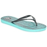 Volcom  ROCKING 2 SNDL  women's Flip flops / Sandals (Shoes) in Blue