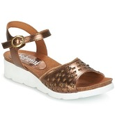 Felmini  BRONZINO  women's Sandals in Brown
