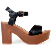 London Rag  Salae  women's Sandals in Black