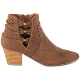 London Rag  Bella  women's Low Boots in Brown