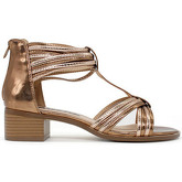 London Rag  Shanae  women's Sandals in Gold