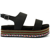 London Rag  Sozy  women's Sandals in Black
