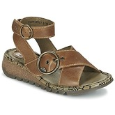 Fly London  TUBB609FLY  women's Sandals in Brown