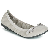LPB Shoes  ELLA  women's Shoes (Pumps / Ballerinas) in Grey