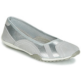 Spot on  F8991  women's Shoes (Pumps / Ballerinas) in Grey