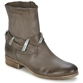 Dream in Green  DAENA  women's Mid Boots in Grey