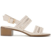 London Rag  Suki  women's Sandals in Beige