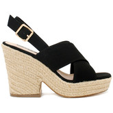London Rag  Shelby  women's Sandals in Black