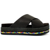 London Rag  Sian  women's Sandals in Black