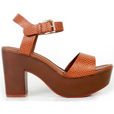 London Rag  Salae  women's Sandals in Brown