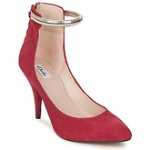 Clarks  AZIZI IRIS  women's Court Shoes in Red
