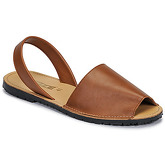 So Size  LOJA  women's Sandals in Brown