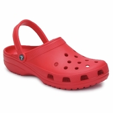 Crocs  CLASSIC  women's Clogs (Shoes) in Red