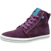 Le Coq Sportif  Voya Mid  women's Shoes (High-top Trainers) in Purple