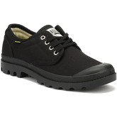 Palladium  Black Pampa Originale Ox Shoes  women's Walking Boots in Black
