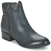 Dream in Green  LAISTINA  women's Mid Boots in Grey