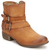 Dream in Green  VERNITE  women's Mid Boots in Brown