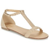 Moony Mood  GEMINIELLE  women's Sandals in Beige