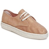 Bunker  IBIZA  women's Espadrilles / Casual Shoes in Gold