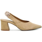 London Rag  Pamela  women's Court Shoes in Beige