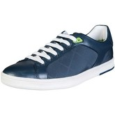 Boss  Trainers model  quot;RAYADV_TENN_NYPR 50317121 quot;  men's Shoes (Trainers) in Blue