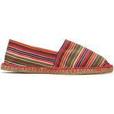 Reservoir Shoes  Printed espadrilles  men's Espadrilles / Casual Shoes in Red