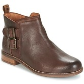 Barbour  SARAH LOW BUCKLE BOOT  women's Low Ankle Boots in Brown