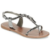 LPB Shoes  ZHOE  women's Sandals in Grey