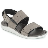 Clarks  Garratt Active  women's Sandals in Grey