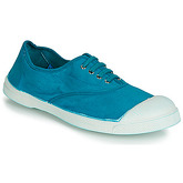 Bensimon  TENNIS LACETS  women's Shoes (Trainers) in Blue