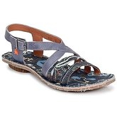 Art  ZURICH  women's Sandals in Blue