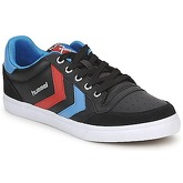 Hummel  STADIL LOW  men's Shoes (Trainers) in Black