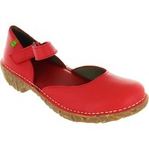El Naturalista  Yggdrasil  women's Shoes (Pumps / Ballerinas) in Red