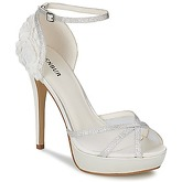 Menbur  IRIA  women's Court Shoes in White